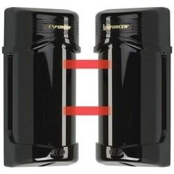 Photo Beam Detector, 2-Beam, 90' Outdoor/190' Indoor Sensing Range, 650 Nanometer, 10 to 30 Volt AC/DC, 64 Milliampere, IP55, Polycarbonate Resin Case, With Laser Beam Alignment