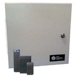 "Access Control Card, Surface Mount, Non-Volatile Memory, RJ11C Jack, 3K Capacity, 16.5 Volt AC, 20/40 VA, 11"" Width x 3-1/2"" Depth x 11"" Height, Painted Steel"