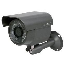 Network Camera, Bullet, HD-TVI, IR, Full OSD, 1020 x 1080 Resolution, 3.6 MM Fixed Lens, 12 Volt DC, 120 Milliampere, Dark Gray Housing