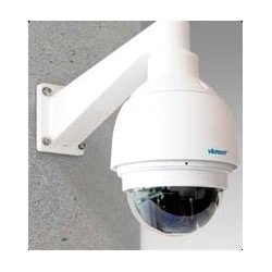 Dome Camera, Pan/Tilt/Zoom, 30 Optical Zoom, Outdoor, Clear Bubble, 1080p Resolution, 24 Volt AC, 3 Ampere, 60 Watt