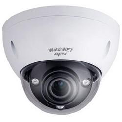 Network Camera, Vandalproof, Dome, IR, HD, WDR, Day/Night, H.264/MJPEG, CMOS Sensor, 2048 x 1536 Resolution, F1.4 Motorized/Fixed Iris 3 to 9 MM Lens, 24 Volt AC/12 Volt DC, PoE