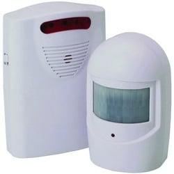 Driveway Alert Kit, Wireless, 9 Volt, 2000' Range
