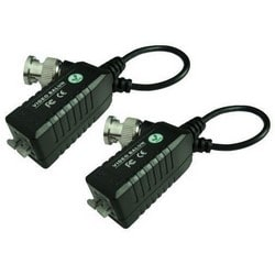 HD Video Balun, With Pigtail BNC