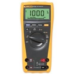 Digital Multimeter, Digital/Analog Bargraph Display, 1000 Volt, 10 Ampere, 50 Mega Ohm, 99.99 Kilohertz, 9999 Microfarad, -10 to 50 Deg C, Includes Test Lead, Battery