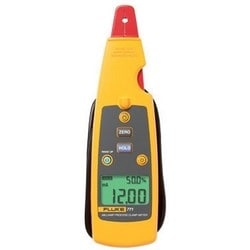 Milliamp Process Clamp Meter, 0 to 20.99/21 to 100 Milliampere, 212 MM Length x 38 MM Width x 59 MM Height, Includes Soft Carrying Case