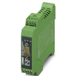 PSM-ME-RS232/RS485-P - RS232 to RS485 Converter: RS-232 DB9M to RS-422/485 terminal block - 24VDC USA wall power adapter