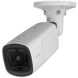 Network Camera, Bullet, Fixed, Day/Night, Outdoor, H.264/JPEG, 1.3 Megapixel Resolution, F1.2 to 1.8 IR Corrected 2.55 to 6.12 MM Lens, 7.4 Watt, PoE, With Wide Angle Infrared LED