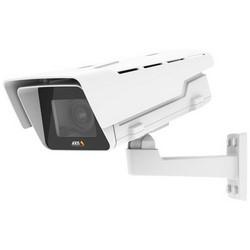 Network Camera, Digital PTZ, WDR, Day/Night, Outdoor, MJPEG/MPEG4, 3840 x 2160 Resolution, F1.2 Varifocal/i-CS/P-Iris 2.8 to 8.5 MM Lens, 9.5 Watt, White, IP66/IK10, PoE