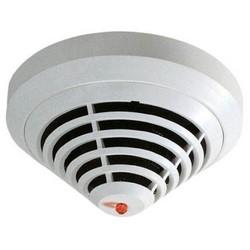Smoke Detector, Optical Sensor, Analog Addressable, LSN Technology, Red LED Display, 15 to 33 Volt DC, 0.55 mA, IP40/43, ABS Plastic, Matte, White