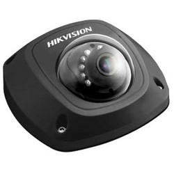 Network Camera, Compact Mini-Dome, IR, HD, WDR, 3D DNR, Day/Night, H.264/MJPEG, 4 Megapixel Resolution, 6 MM Lens, 10 Meter Range, 12 Volt DC, 5 Watt, PoE, Black