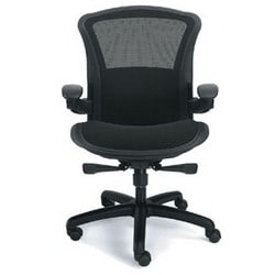 CHAIR-ADV1-B | MIDDLE ATLANTIC PRODUCTS