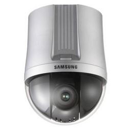 "Analog Camera, Dome, PTZ, Low Light, 1/4"" CCD, 27x Optical Zoom, 3.5 to 95.8 MM Lens, 550 TVL, 811 x 508 Resolution, 24 Volt AC"