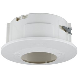 Camera Mounting Bracket, Indoor, In-Ceiling, Flush Mount, Polycarbonate, For SND/SCD/QND Series Camera
