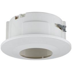 Camera Mounting Bracket, Indoor, In-Ceiling, Flush Mount, Polycarbonate, For SNV/SCV/QNV Series Camera