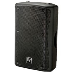 "Loudspeaker System, 2-Way, Passive, 97 dB Sensitivity, 48 to 20000 Hertz, 90 Degree x 50 Degree Coverage, 15.64"" Width x 14.26"" Depth x 24.14"" Height, White"