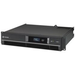 "Power Amplifier, 100 to 240 Volt AC at 50/60 Hertz, 850 Watt, 109 dB Signal-To-Noise Ratio, 10 Hertz to 21 Kilohertz, 19.02"" Width x 18.2"" Depth x 3.46"" Height"