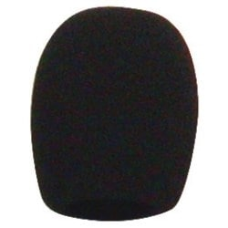 Windscreen for 635A, 635AB, Foam, Charcoal Gray