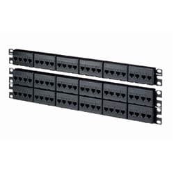 CP24BLY - PANDUIT - 24-Port all Metal | Anixter