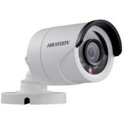 Outdoor IR Bullet Camera, HD720p, 3.6 mm, 20 m IR, Day/Night, Smart IR, IP66, 12 V DC