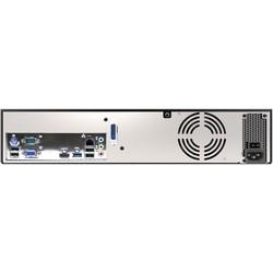 LC Series NVR Hybrid, 4 IP Camera Licenses (16max) and 8 Analog, Desktop, 04TB, Ubuntu Linux 16.04, Start Client