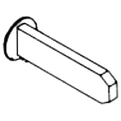 Mortise Cylinder Tailpiece