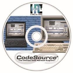Lock Code Source, 8 in 1 Program, CD ROM Format