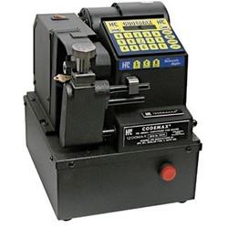 "Key Machine, Computerized, CodeMax, 120 Volt AC, 60 Hertz, 4.2 Ampere, 1/3 HP, 12"" Width x 14"" Depth x 14"" Height, 20"" Width x 14"" Depth Bench"