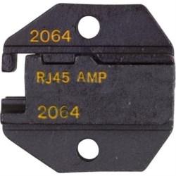 Die, AMP, RJ45, Modular Plug, Blister