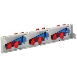 FL2000 Fiber Optic Adapter Pack, 3 Single-mode SC/UPC Duplex Adapters
