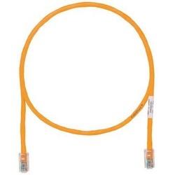 Copper Patch Cord, Cat 5e, Medium Gray UTP Cable, 12 Ft