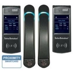 InfraSolution S700 Rack Smart Card Access, Standalone Proximity Handles Pair, 2 Keypads, 1 x Swipe Card & Power Adapter