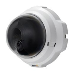 Network Camera, Fixed Dome, Vandal Resistant, Indoor, H.264/MPEG/JPEG, 800 x 600 Resolution, F1.7 Varifocal Fixed Iris 2.8 to 10mm Lens