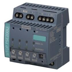 SITOP PSE200U 10 A Selectivity Module 4-Channel, 24 V DC/40 A Input, 24 V DC/4X 10 A Output, Level Adjustable 3-10 A Mit Status Message For Each Output