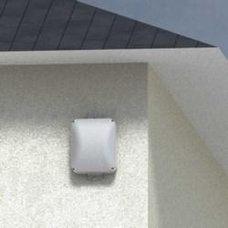 Polycarbonate IP 66 AP Enclosure: Screw-on Cover