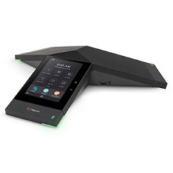 Polycom Trio 8500 IP conference phone with built-in Bluetooth. 802.3af Power over Ethernet. SHIPS WITHOUT POWER KIT. Incl. 7.6m/25ft Ethernet cable, and Setup Sheet.