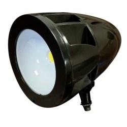 LED Directional Floodlight, 120-277V, 3300L, 5000K, 70 CRI, Wide, Dark Bronze