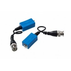 1080p High Performance Video Balun, With 2 Pigtail, To Srew Terminal. Transmits Over CAT5 Or Higher. PAIR
