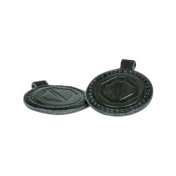 Proximity Leather Key Tag