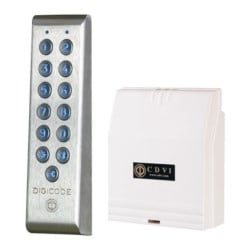 Stand Alone Keypad with Remote Controller