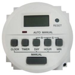 12V Digital Timer