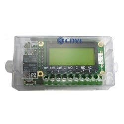 Stand-Alone Wireless Receiver with LCD