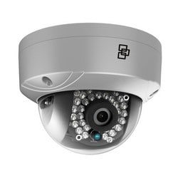 TruVision IP VF Lens Dome Camera, 2MPx, 2.8 12mm motorized, True D/N, WDR, 30M IR, Audio, Alarm, Micro SD/SDHC/SDXC Slot, IP67, IK10, PoE (802.3-af)/12VDC