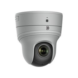 Dome Camera, TruVision 2 MP, Compact IP PTZ, 4X Optical Zoom, 350 Degree Pan, H265, H.264, Indoor, Surface Mount, True D/N, DWDR, 20m IR, Audio, Alarm, Micro SD/SDHC/SDXC Slot, PoE/12VDC