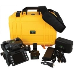 915FS Fusion Splicer Kit; includes 915FS Optical Fusion Splicer and 915CL Optical Fiber Cleaver