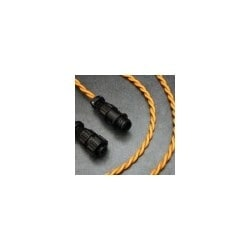 SEAHAWK Conductive fluid sensing cable supplied in 3ft (0.91mtr) length detects the presence of conductive fluid leaks with mating connectors for leak sensing equipment supplied in Orange