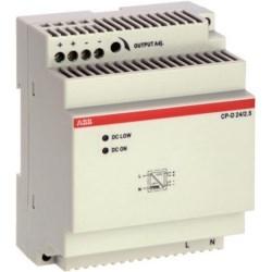 DIN Rail Power Supply Input: 90-264V AC/120-375 V DC Out: 24 V DC/ 2.5 A