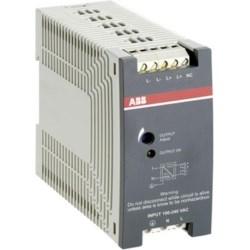 Power supply, DIN mount CP-E Range switch mode; 85-264 V AC / 90-375 V DC input, 24 V DC / 2.5 A output