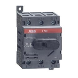 Switch-Disconnector, 3 Pole, 80A, 750V