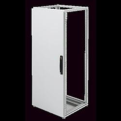 Door, Solid, Bulletin P21 (PROLINE1/2 Industrial Packages - PROLINE Industrial Enclosure Packages), Size/Dims: fits 1800x400mm, Material: Steel, Finish: Lt Gray