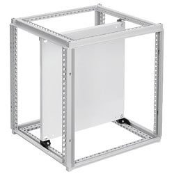Full Subpanel, 1885x330mm, Bulletin P20 (PROLINE1/2 Modular Enclosures - PROLINE Full and Partial Subpanels), Size/Dims: fits 2000x400mm, Material: Steel, Finish: